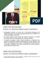 5 Director Destacado Doctor Rafael López Castañaresok