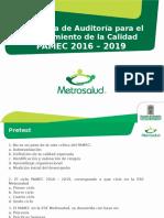 PAMEC Metrosalud