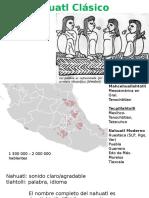 idioma nahuatl