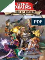 Hero realms Ruin of thandar Rules