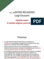 EL SENTIDO RELIGIOSO. Cap. 4 Punto de partida.pptx