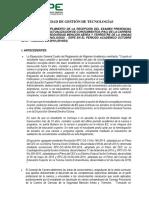 Informe Pac 201854