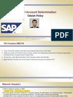 Account DeterminationMM-FI_v0 by Odaiah Pelley