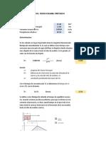 CONSTRUCCION HIDROGRAMA UNITARIO SCS