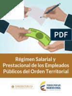 Regimen Salarial