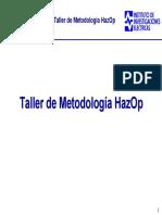 Taller Haz Pemex t1 r0