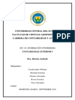 NIC 34 Información Intermedia