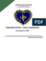 Excel Avançado com VBA