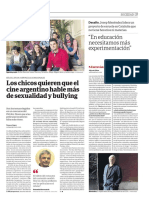 Nota Entrevista a Josep Menéndez