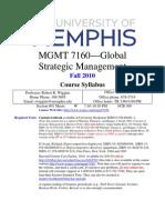 MGMT7160 f10 Syllabus