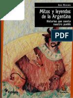 RIVERA Iris - Mitos y Leyendas de La Argentina (Estrada)