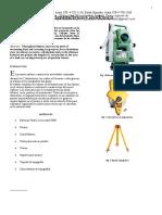 Informe#1 Levantamiento Geodesico