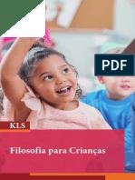 LIVRO UNICO Filosofia Criancas