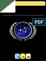 How to Build a Star Trek