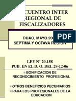 encuentro fizcalizadores Ley 20158.ppt