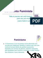 Movimento Feminista 2