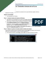 Lab - Common Windows CLI Commands