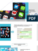 Redes Sociales Power Point