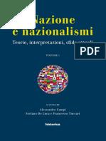 Campi - De Luca - Tuccari. - Nazione e Nazionalismi - Teorie, Interpretazioni, Sfide Attuali. Vol. 1 [2018]