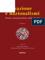 Campi - De Luca - Tuccari. - Nazione e Nazionalismi - Teorie, Interpretazioni, Sfide Attuali. Vol. 2 [2018]