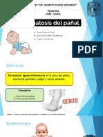 9. Dermatosis Del Pañal y Prurigo Por Insectos