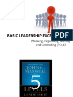 Basic Leadership Excellence