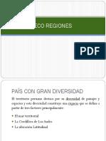2.- Eco Regiones