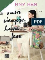 Por siempre Lara Jean