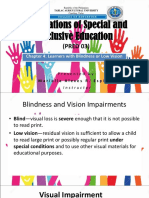 CHAPTER 4 Learners With Blindness or Low Vision 2019