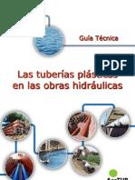 Asetub Las tuberías plásticas en las obras hidráulicas