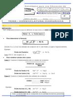 SEPARATA Quim-05 Nomenclatura Inorgánica Alumno