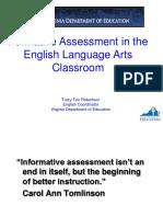 Sol Institutes Formative Assessment
