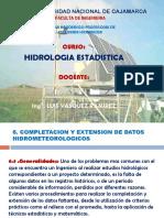 4. Completacion y Extension