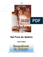 Caio Fábio - Sal Fora Do Saleiro 45.Rev