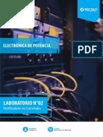 Lab02 EDP 2019 Rectificador No Controlado Trifásico. 1