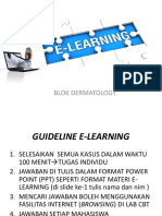 Materi E-learning Blok Dermato-2019