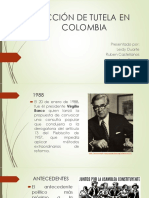 Acción Detutela en Colombia