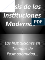 Crisis de las Instituciones.pptx