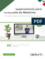 Medical School Survival Guide Lecturio Edicion Mexicana
