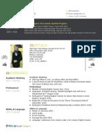 CV Muthmainnah