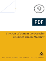 Walck - The Son of Man in the Parables of Enoch and in Matthew (2011).pdf
