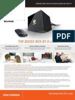 Boxee Box - DSM-380