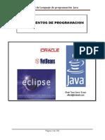 Manual de Java Netbeanse 2016_I
