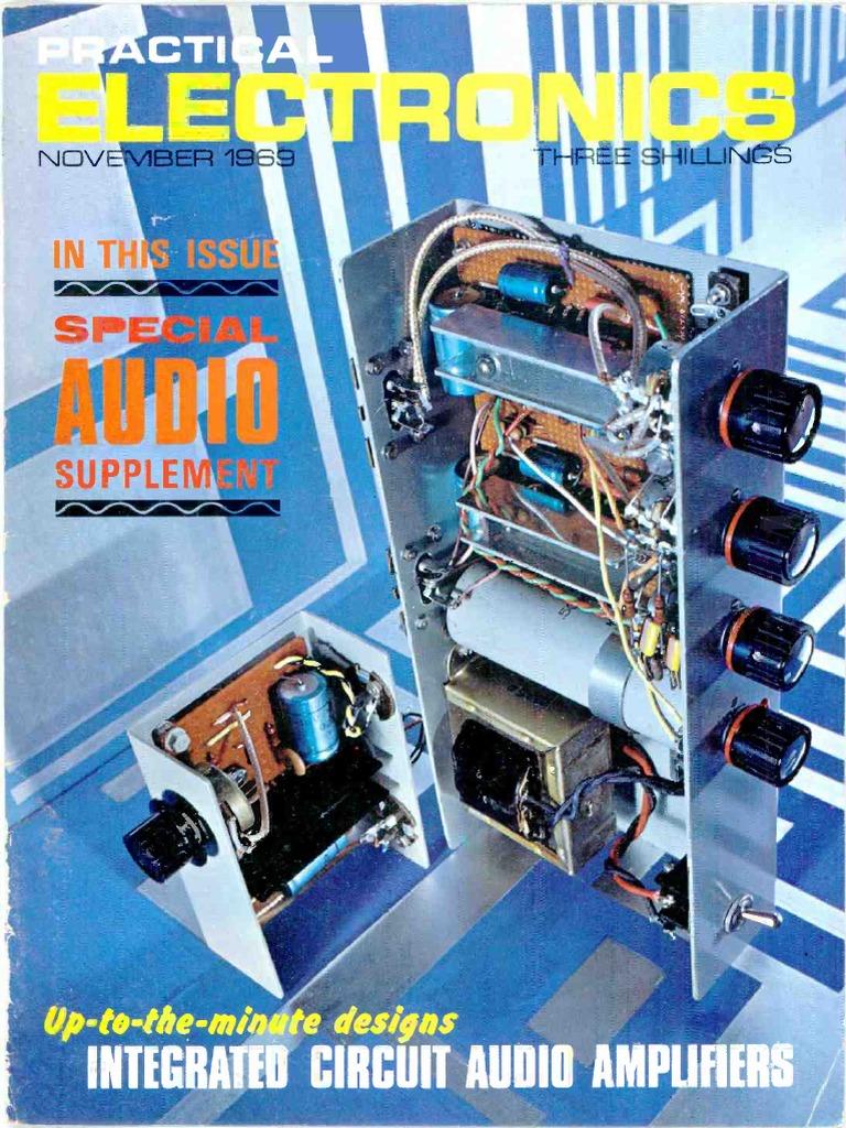 Practical Electronics 40 40   Amplifier   Electronic Circuits
