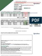 Incodocs.com Landed Cost Calculator