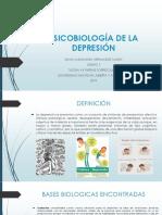 PSICOBIOLOGÍA DE LA DEPRESIÓN.pptx