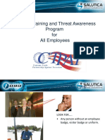 Security and Threat Awareness Training (002)