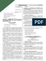 Aprueban Reglamento de Promociones Comerciales Rifas Con Fi Decreto Supremo n 010 2016 in 1409577 9