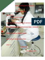 Microscopìa de Contraste de Fases y Normaski