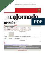 Articulo de Noam en La Jornada